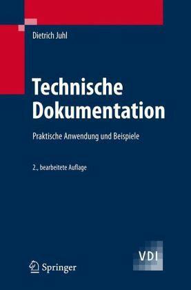 Technische dokumentation pdf