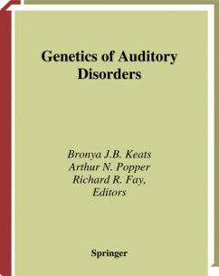 Genetics and Auditory Disorders - Keats, Bronya J.B. / Popper, Arthur N. / Fay, Richard R. (eds.)