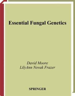 Essential Fungal Genetics - Moore, David; Frazer, LilyAnn Novak