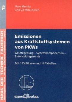Emissionen aus Kraftstoffsystemen von PKWs
