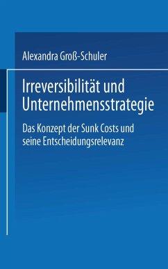 Irreversibilität und Unternehmensstrategie