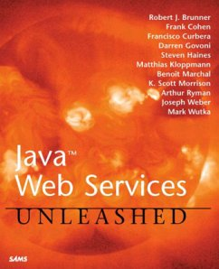 Java Web Services Unleashed - Brunner, Robert J.; Cohen, Frank; Curbera, Francisco