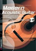 Modern Acoustic Guitar, m. Audio-CD u. DVD