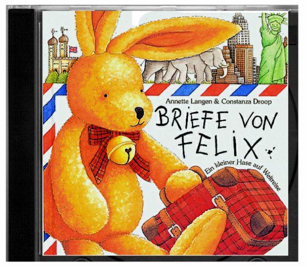 Briefe Mit Cd : Briefe von felix audio cd annette langen constanze