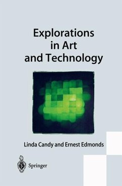 Explorations in Art and Technology - Candy, Linda; Edmonds, Ernest