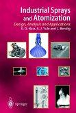Industrial Sprays and Atomization