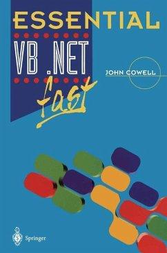 Essential VB .NET fast - Cowell, John