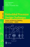 Embedded Processor Design Challenges