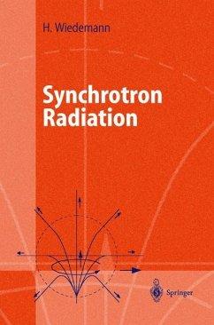 Synchrotron Radiation - Wiedemann, H.