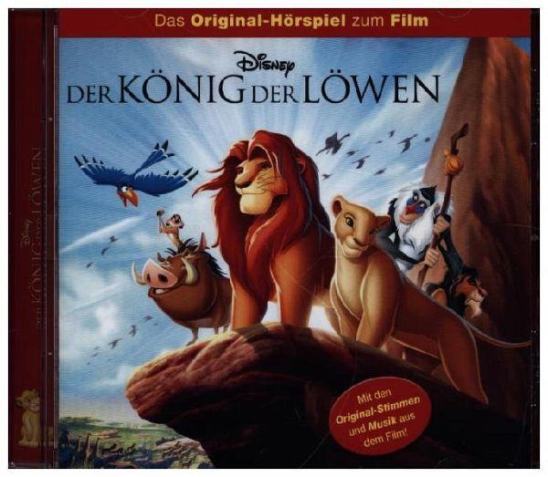 Der König der Löwen, 1 Audio-CD - Disney, Walt