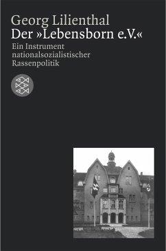 Der ' Lebensborn e.V.' - Lilienthal, Georg