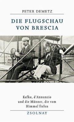 Die Flugschau von Brescia - Demetz, Peter