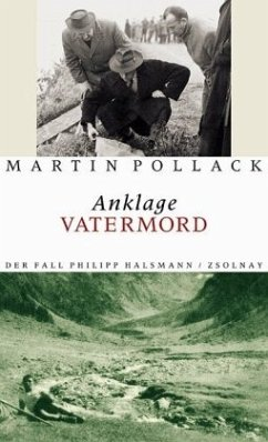 Anklage Vatermord - Pollack, Martin