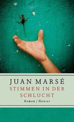 Stimmen in der Schlucht - Marsé, Juan