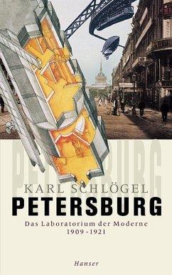 Petersburg - Schlögel, Karl