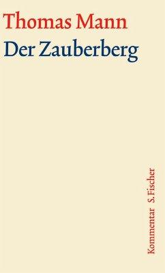 Der Zauberberg. Große kommentierte Frankfurter Ausgabe. Kommentarband - Mann, Thomas