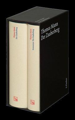 Der Zauberberg. Große kommentierte Frankfurter Ausgabe - Mann, Thomas