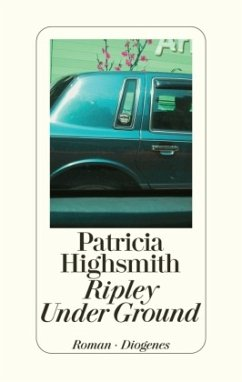 Ripley Under Ground - Highsmith, Patricia