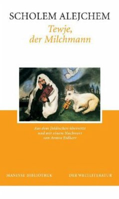Tewje, der Milchmann - Scholem Alejchem