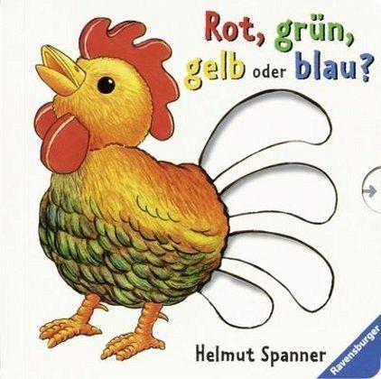 Rot, grün, gelb oder blau? - Spanner, Helmut