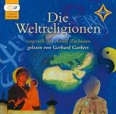 Die Weltreligionen, 1 MP3-CD