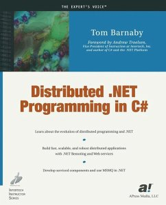 Distributed .NET Programming in C# - Barnaby, Tom