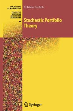 Stochastic Portfolio Theory - Fernholz, Erhard R.