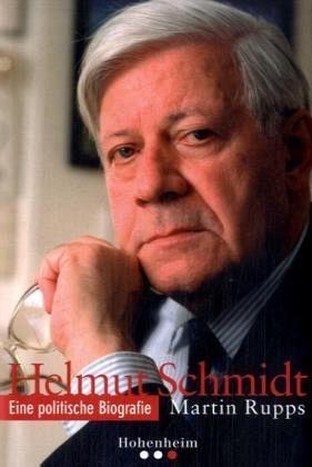 Helmut Schmidt - Rupps, Martin