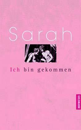 Ich bin gekommen - Sarah