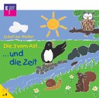 Die 3 vom Ast und die Zeit, 1 Audio-CD