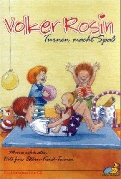 Turnen macht Spaß, Liederbuch - Rosin, Volker