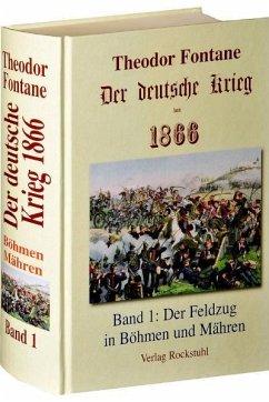Der deutsche Krieg von 1866. Band 1 - Fontane, Theodor