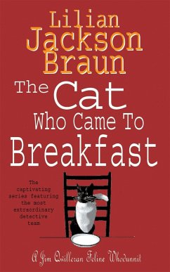 The Cat Who Came to Breakfast (The Cat Who... Mysteries, Book 16) - Braun, Lilian Jackson