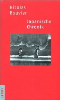 Japanische Chronik - Bouvier, Nicolas