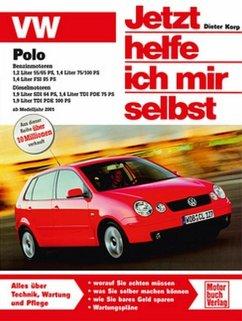 VW Polo IV ab Modelljahr 2001 - Korp, Dieter