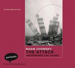 The Attack, 1 Audio-CD - Chomsky, Noam