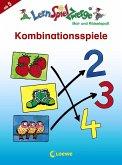 Kombinationsspiele / LernSpielZwerge, Mal- und Rätselspaß