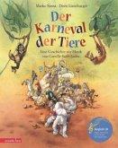 Der Karneval der Tiere, m. Audio-CD