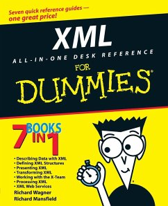 XML All in One Desk Reference for Dummies - Wagner, Richard;Mansfield, Richard
