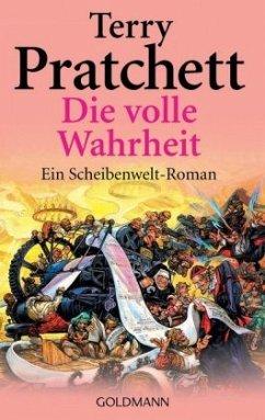 Die volle Wahrheit / Scheibenwelt Bd.25 - Pratchett, Terry