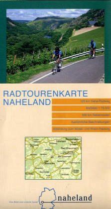 Radtourenkarte Naheland
