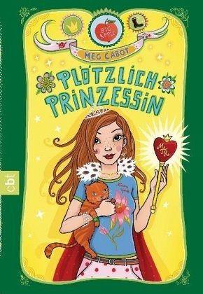 Buch-Reihe Prinzessin Mia von Meg Cabot