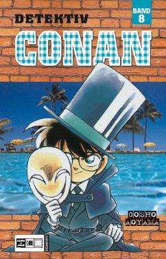 Detektiv Conan Bd.8 - Aoyama, Gosho