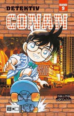 Detektiv Conan Bd.9 - Aoyama, Gosho
