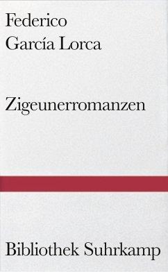 Zigeunerromanzen - García Lorca, Federico