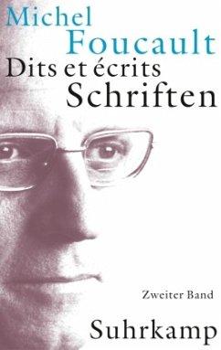1970-1975 / Schriften, Dits et Ecrits, 4 Bde., Ln Bd.2 - Foucault, Michel
