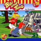 Der Pferdedieb Bd / Bibi & Tina Bd.45 (1 Audio-CD)