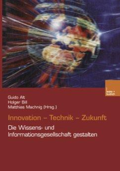 Innovation. Technik. Zukunft