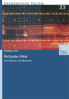 Politische Ethik - Fach, Wolfgang