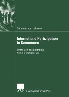 Internet und Partizipation in Kommunen - Wesselmann, Christoph